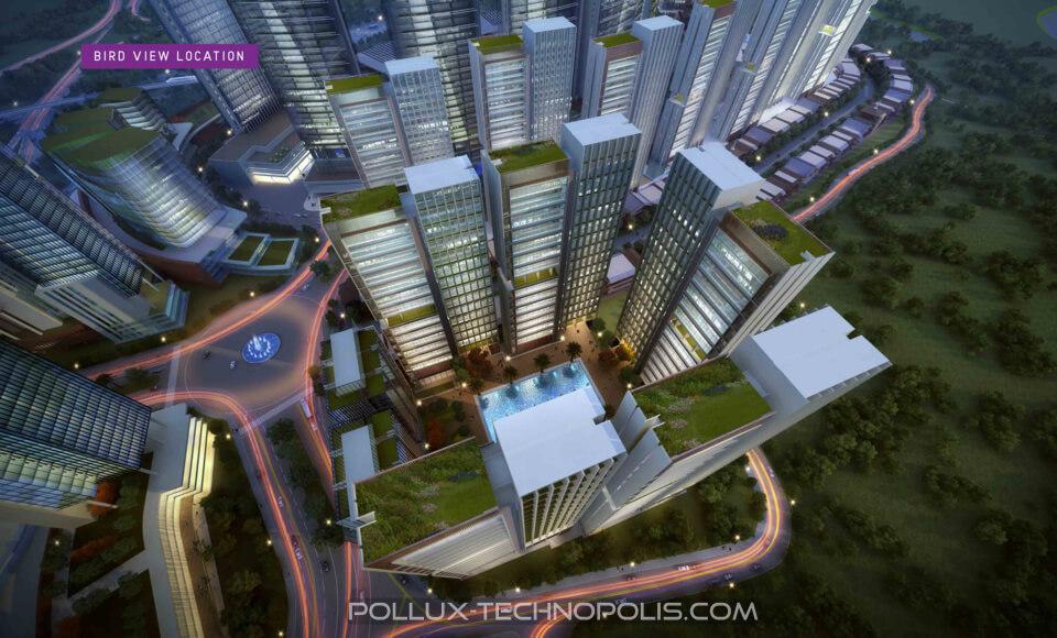 Apartemen Pollux Karawang - Kairaku Residence