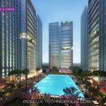 Apartemen Pollux Karawang - Kairaku Residence Pool