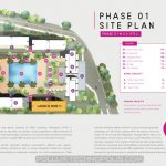 Site Plan Apartemen Pollux Technopolis